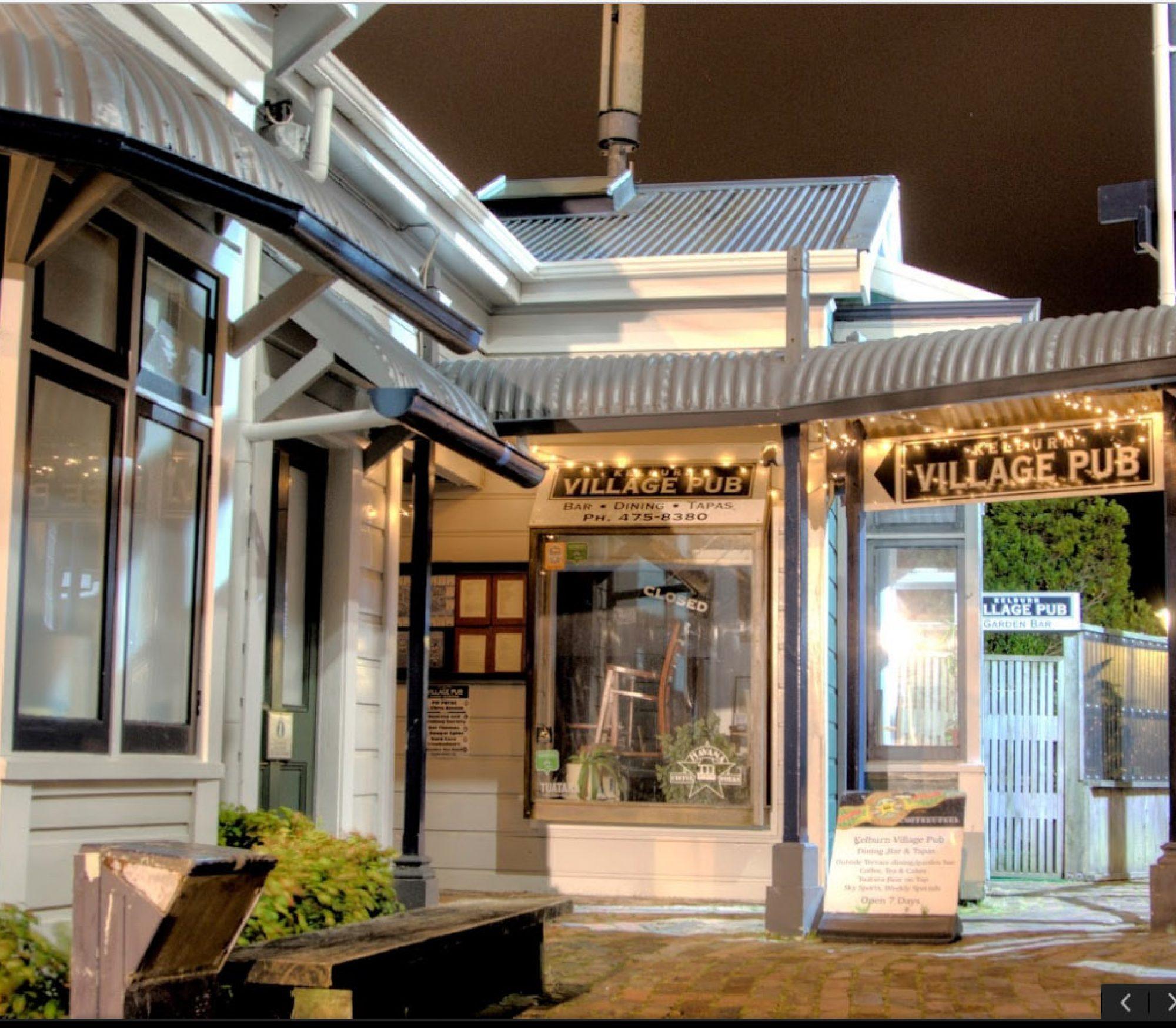 Kelburn Village Pub